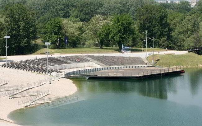 Jezero Bundek Zagreb