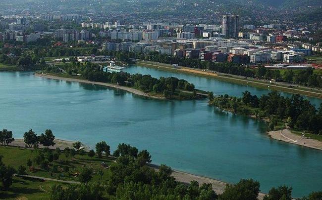 Jezero Jarun – Zagreb