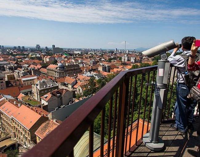 Kula Lotršćak – Zagreb