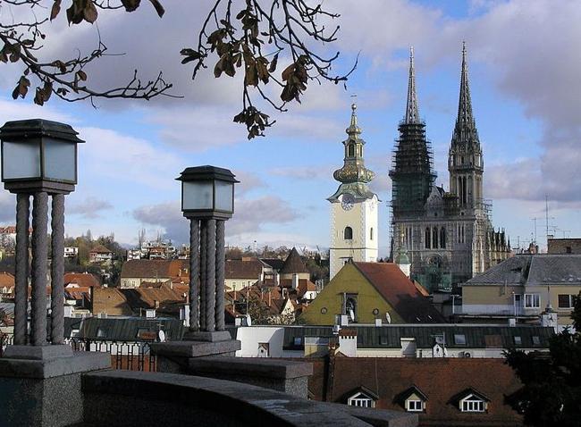 Strossmayerovo šetalište – Zagreb