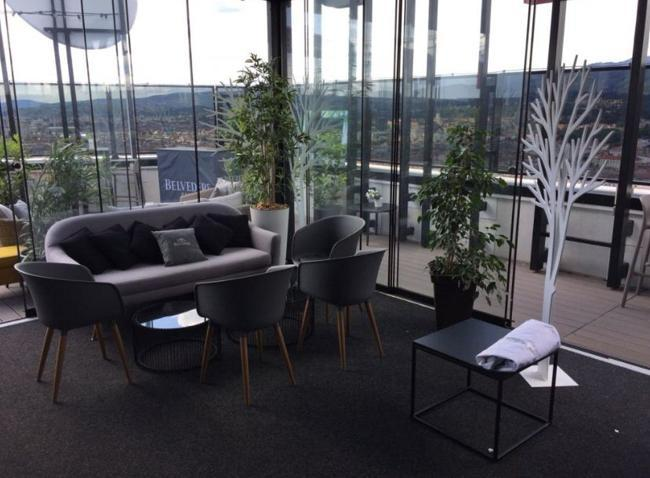 Rooftop Lateral Bar – Zagreb