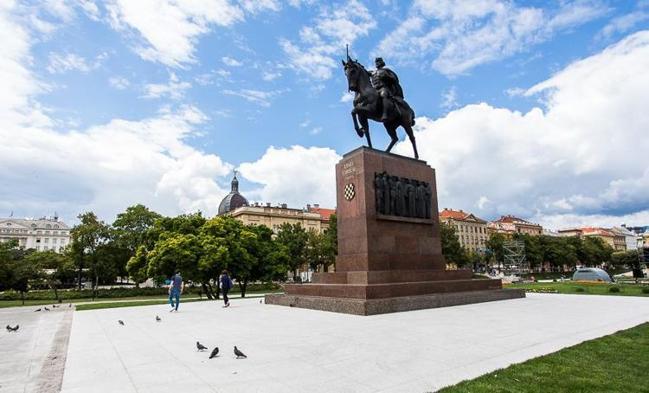 Trg kralja Tomislava – Zagreb