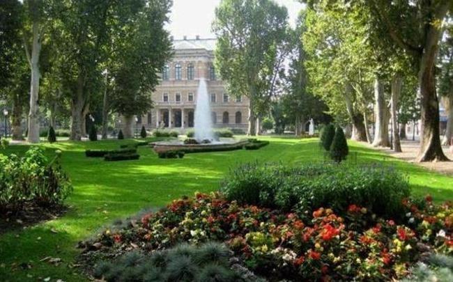 Park Zrinjevac – Zagreb